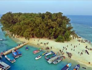 pulau-harapan-kepulauan-seribu-jakarta-indonesia