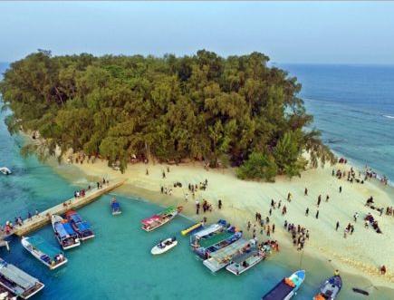 wisata jelajah pulau harapan