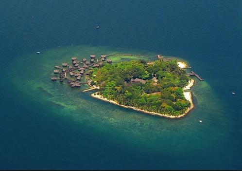 Keindahan Pulau Ayer jakarta