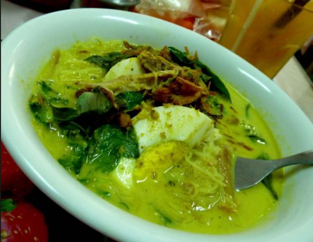 Makanan Bogor yang Lezat dan nikmat