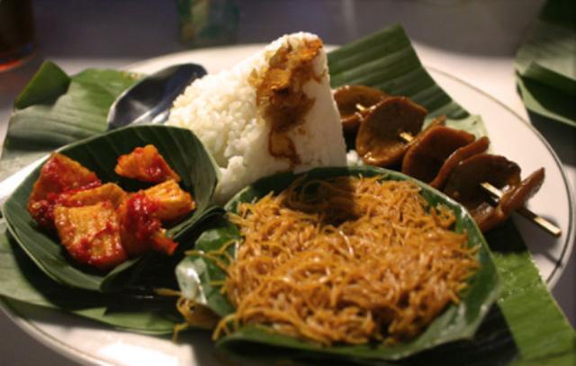 Makanan Bogor yang Lezat