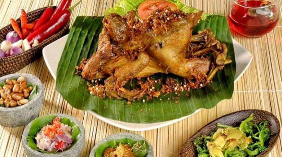 menu makanan khas Bali yang unik