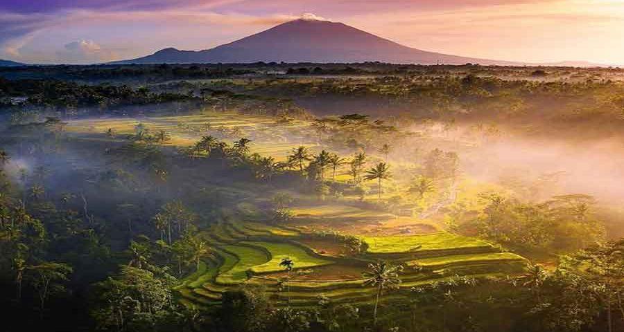 destinasi wisata alam Bali