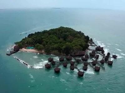 Paket pulau ayer