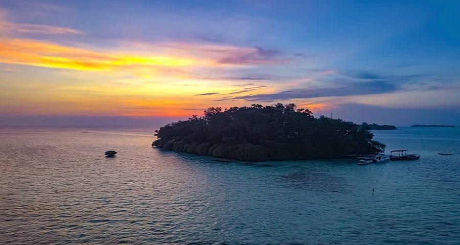 Liburan di Pulau Seribu