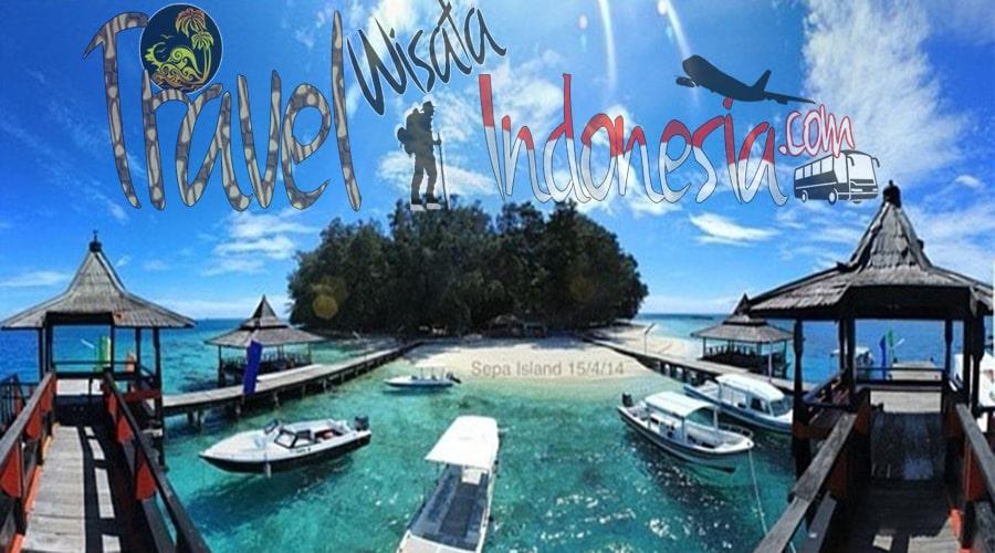 wisata romantis di Pulau Seribu